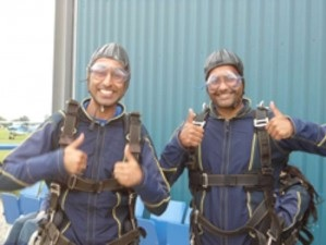 2nd skydive