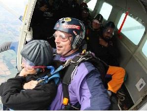3rd skydive