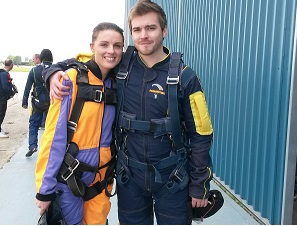 4th skydive